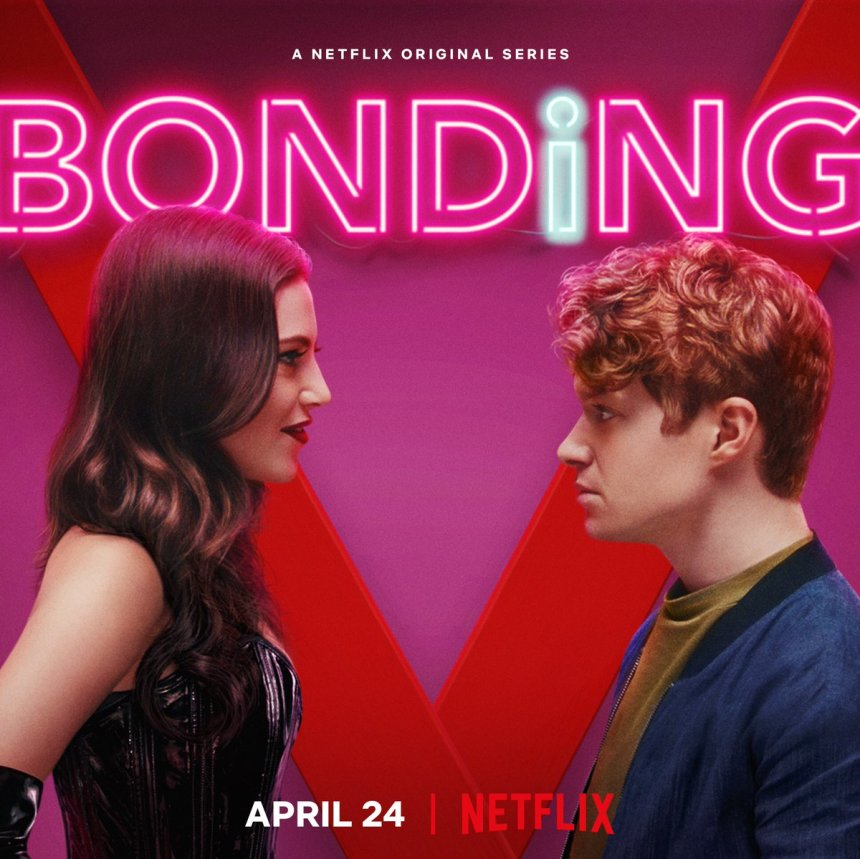 BONDiNG Série originale Netflix