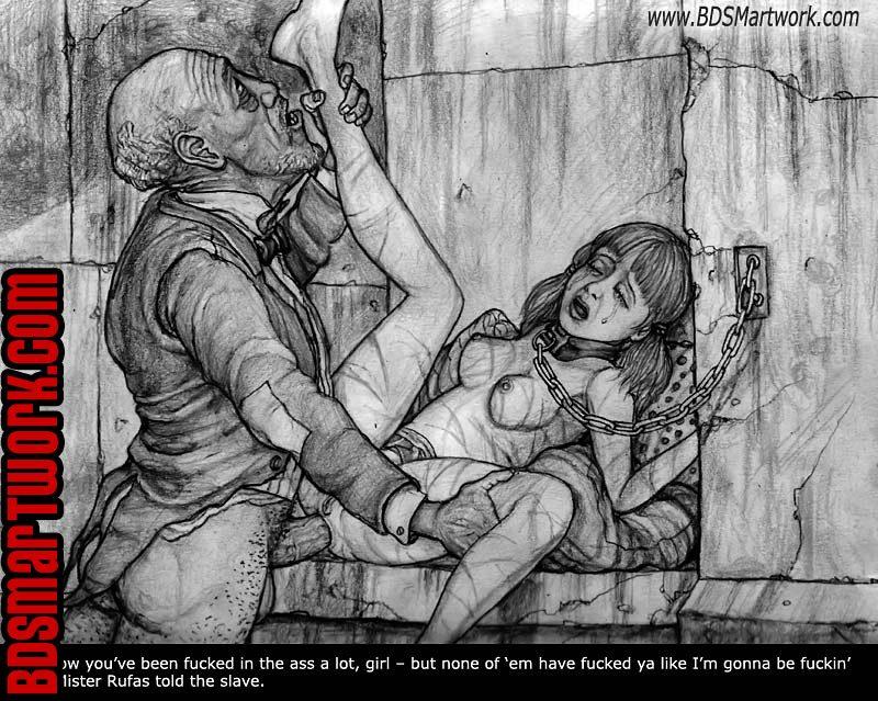 Harsh cunt torture for the sklavinz - 1 part 2