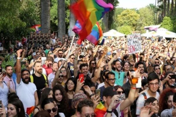 Η Λευκωσία φωτίζεται για το Pride! - LGBT News