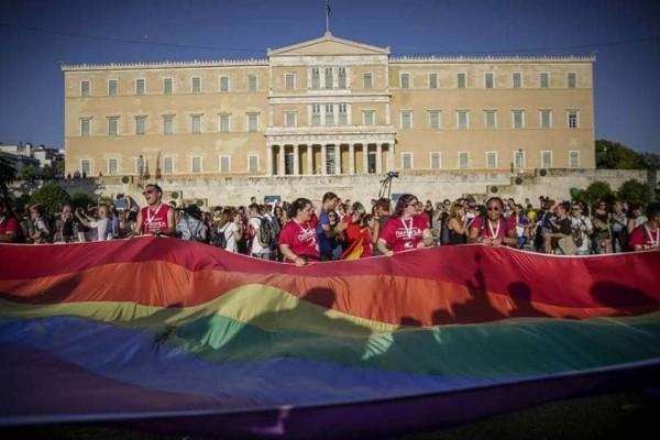 Σήμερα είναι ημέρα γιορτής: 15ο Athens Pride - LGBT News