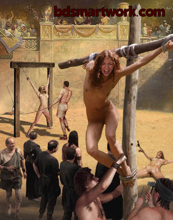 Bdsm new crucifixion stories