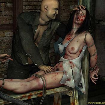 erotic crucifixion art