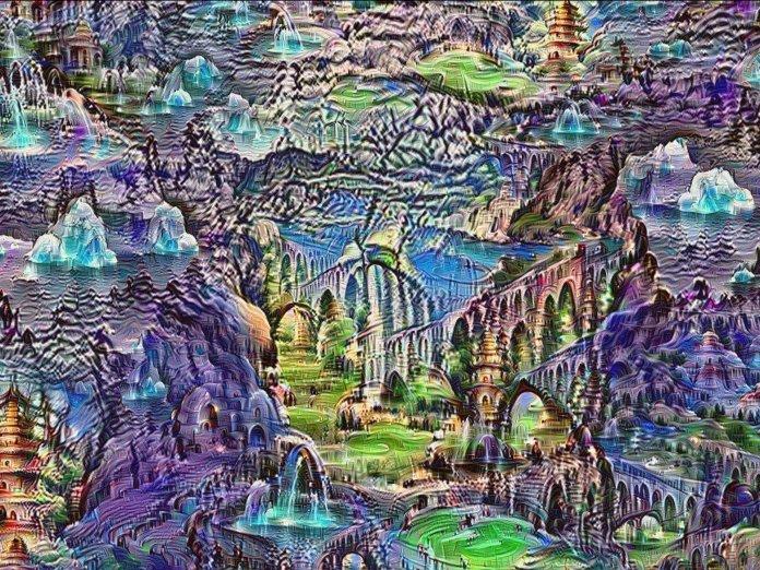 AI-generated image Google