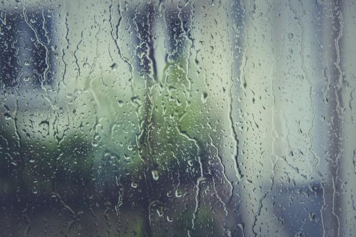 window rain transparency
