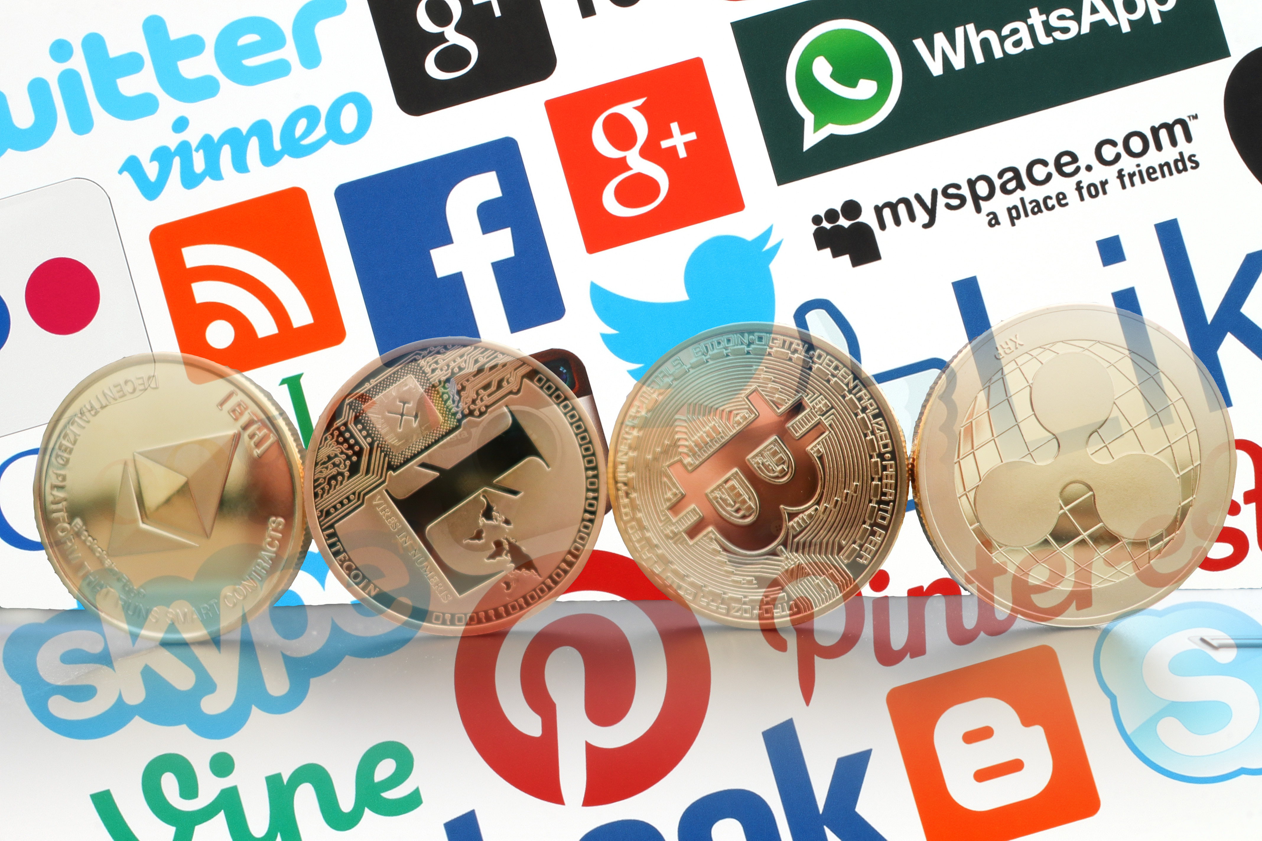 cryptocurrency social media platforma)
