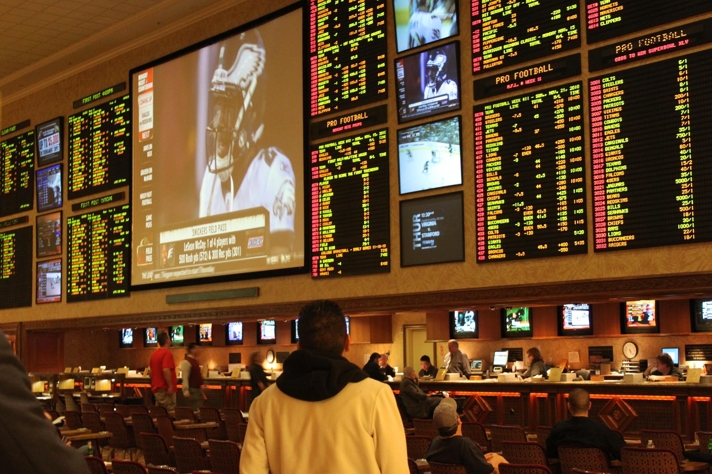 las vegas sportsbook online betting