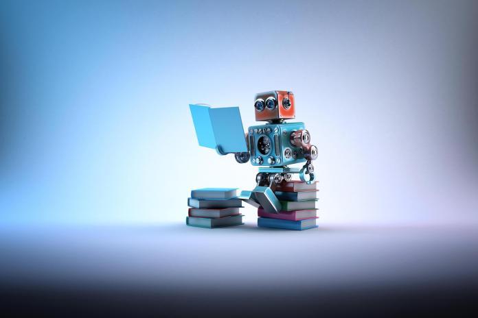 Robot account book