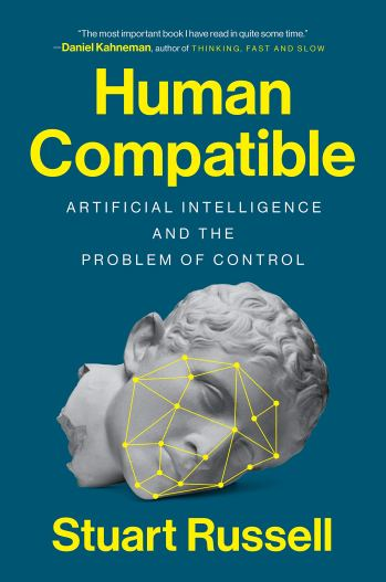 Human Compatible book cover