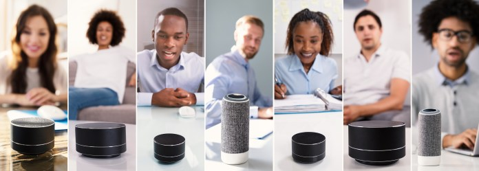 Using Voice Assistant And Smart Speakers