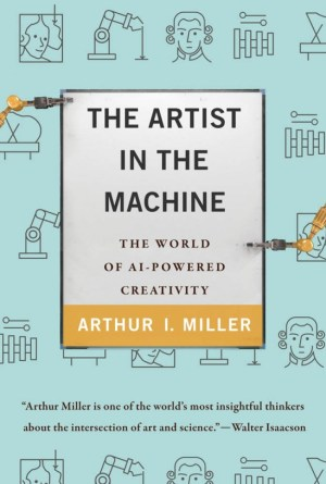The artist in the machine book cover