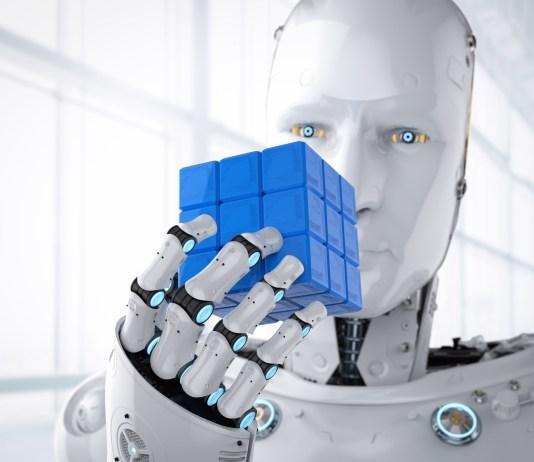 Robot Rubick's Cube