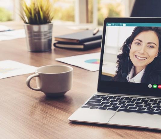 video conferencing remote work