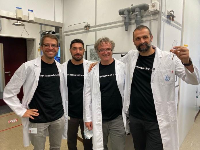 IBM Research Zurich team