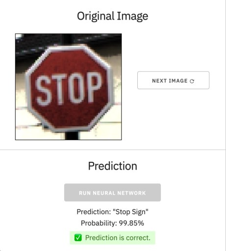 safe image of stop sign