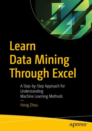 learn data mining through excel book cover