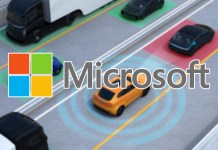 microsoft self driving car