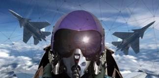 AI in fighter cockpit