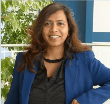 Tina Manoharan