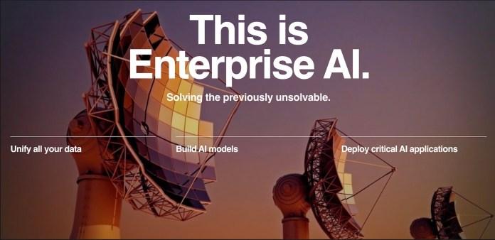 c3.ai enterprise ai