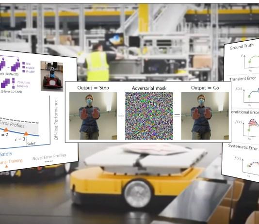 autonomous robots adversarial training