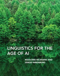 linguistics for the age of ai book cover