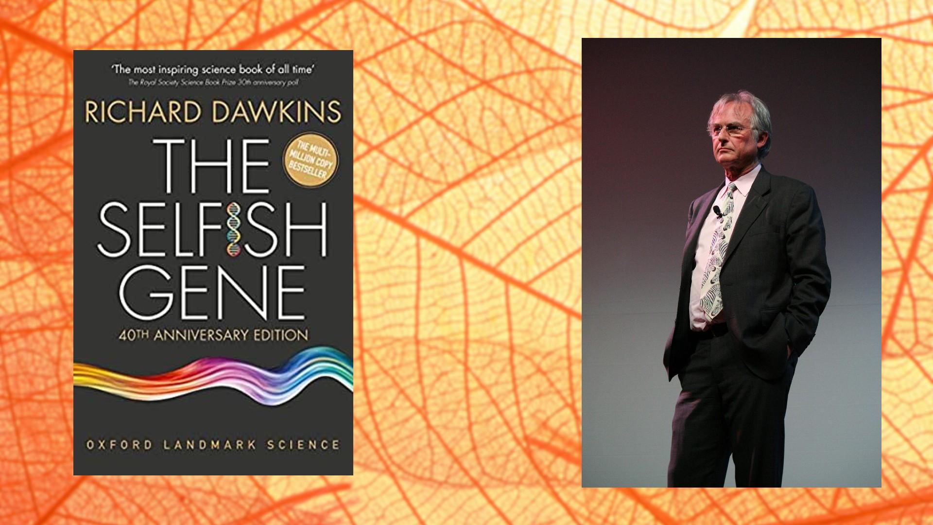 richard dawkins the selfish gene