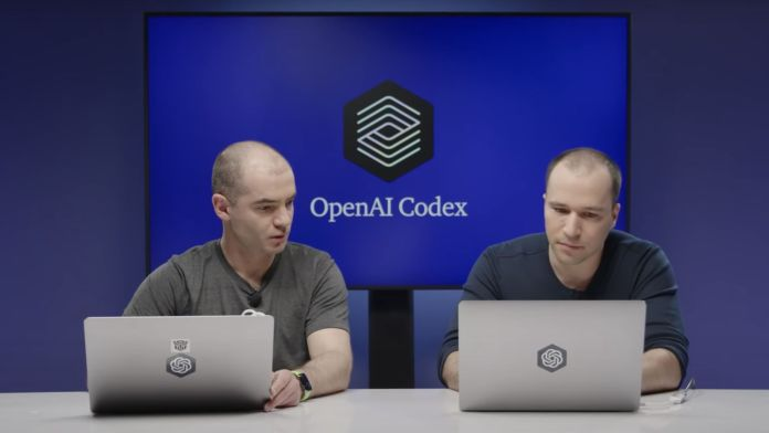 OpenAI Codex demo