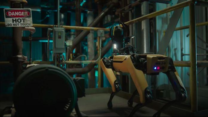Boston Dynamics Industrial Spot