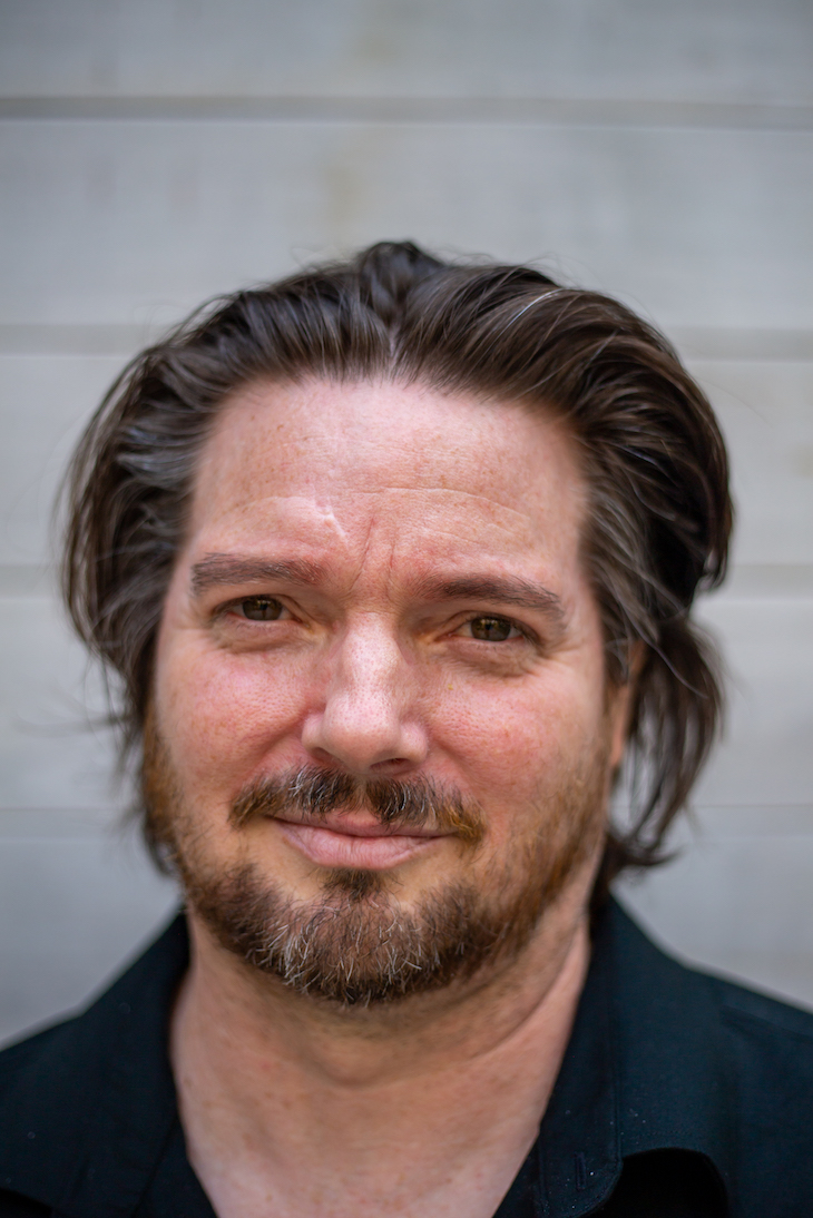 "Erik J. Larson, author of ""The Myth of Artificial Intelligence"""