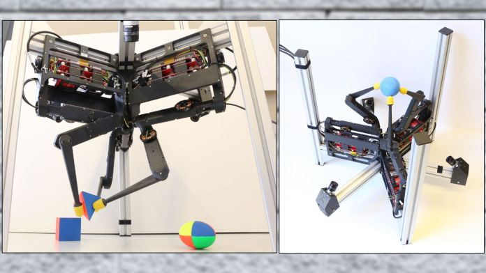 TriFinger robotic hand