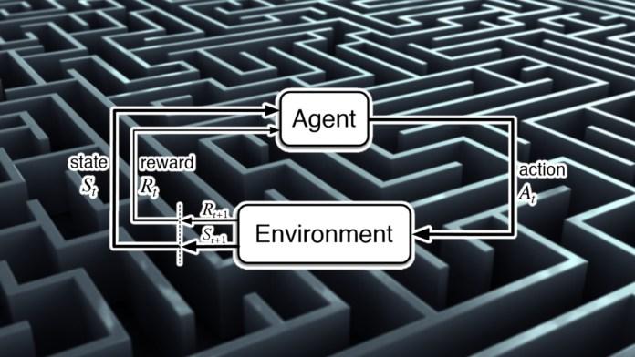 maze reinforcement learning