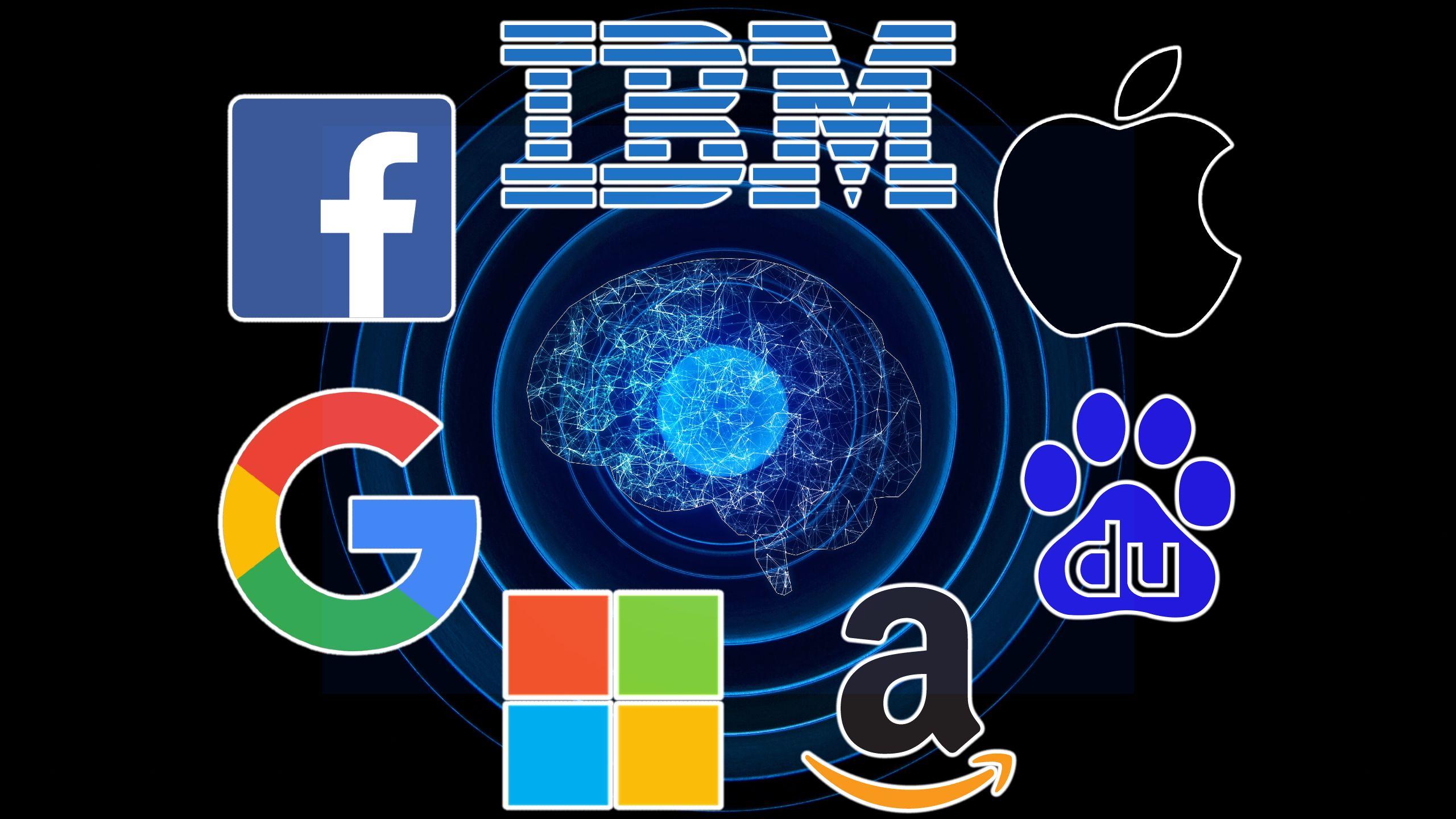 Tech giants and AI