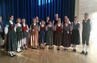Der Chor des Böhmerwaldbundes München sang sehr schöne Lieder