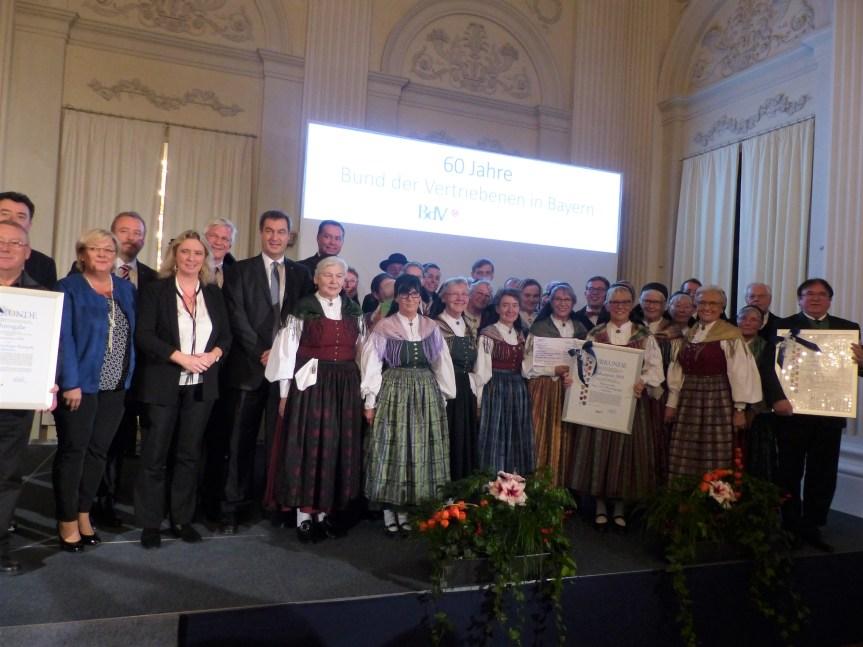 Preisträger des BdV-Kulturpreises 2019