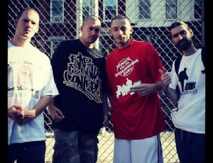 B. Dvine, DJ JS-1, DJ Modesty, & Lord Roc – Tools of War Park Jam (Harlem, NY)