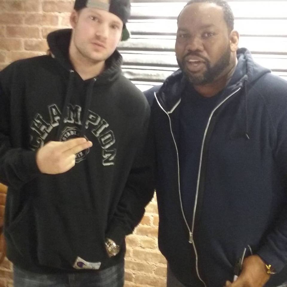 B. Dvine & Raekwon @ SYC Wally Event (Manhattan, NY)