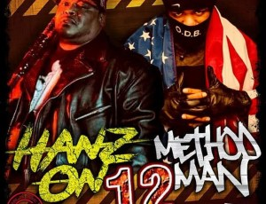 OUT NOW! HANZ ON FEATURING METHOD MAN – 1,2 PRODUCED BY B DVINE