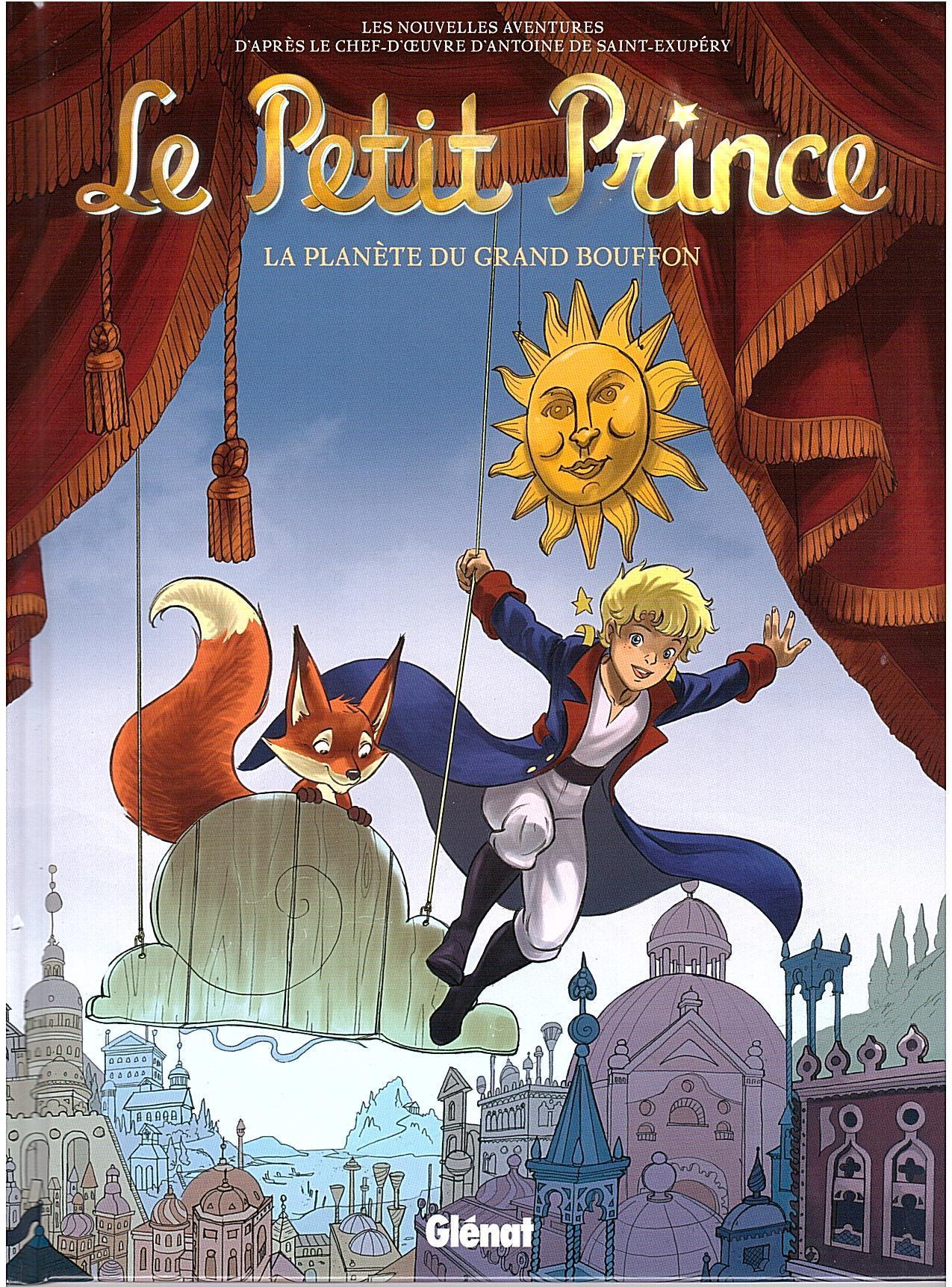 Le Petit Prince T14 La Plante De Grand Bouffon