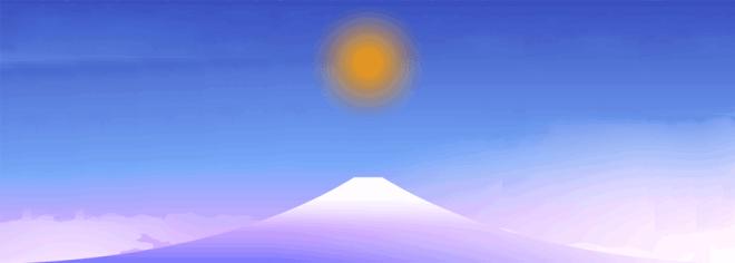 富士山ロゴ