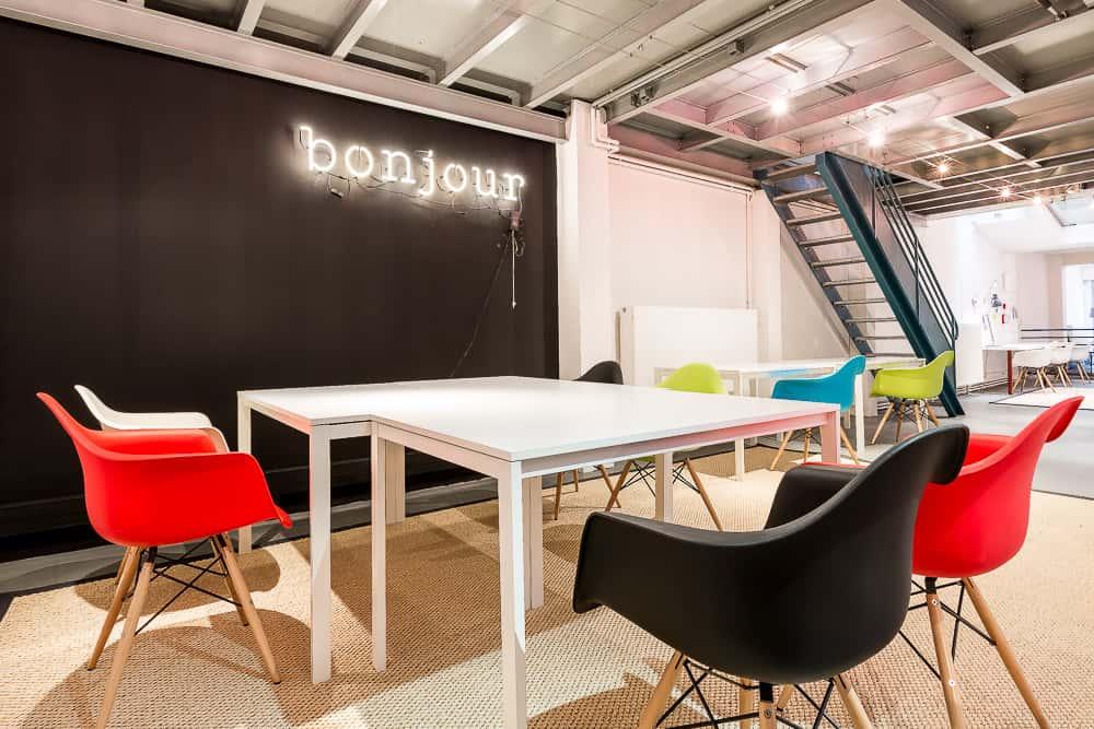Coworking Cratif Bureaux Studios Rue De La Jonquire