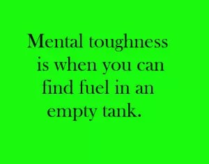 Where is the mental toughness in the game of field hockey?