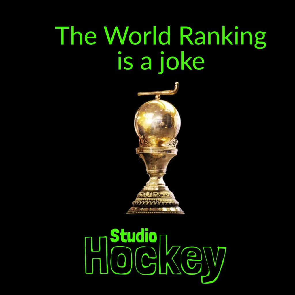 The World Ranking is a joke