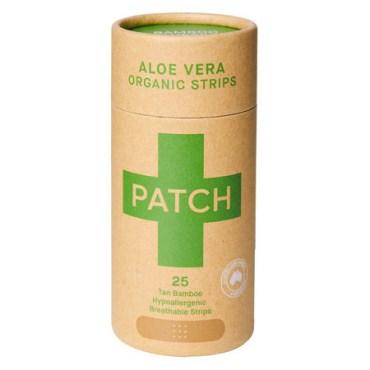 PATCH Organic Strips - Aloe Vera