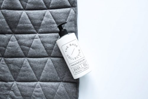 The Base Collective Magnesium + White Tea Hand & Body Wash