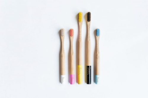 The Boo Collective Bamboo Toothbrushes