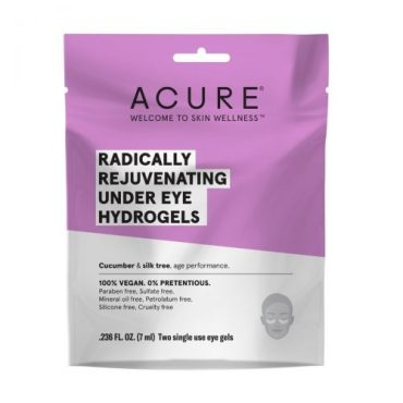 Acure Radically Rejuvenating Under Eye Hydrogels