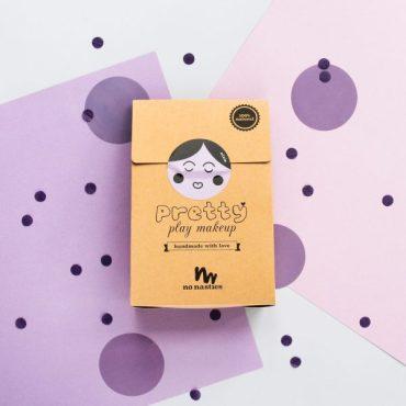 No Nasties Makeup – Nixie Purple Makeup Goody Pack