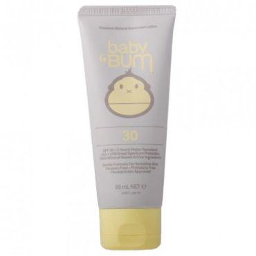 Sun Bum Baby Bum Premium Natural Sunscreen Lotion SPF 30