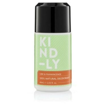 Kind-ly Lime & Frankincense Natural Deodorant