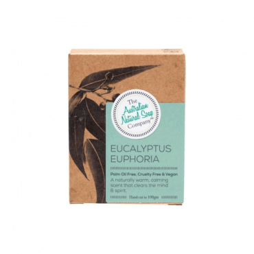 Australian Natural Soap Co Eucalyptus Euphoria